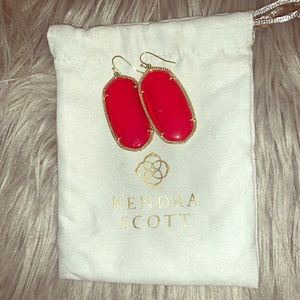 Kendra Scott Danielle Gold Drop Earrings